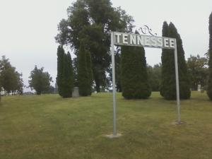 Tennessee Cemetery Louisa County